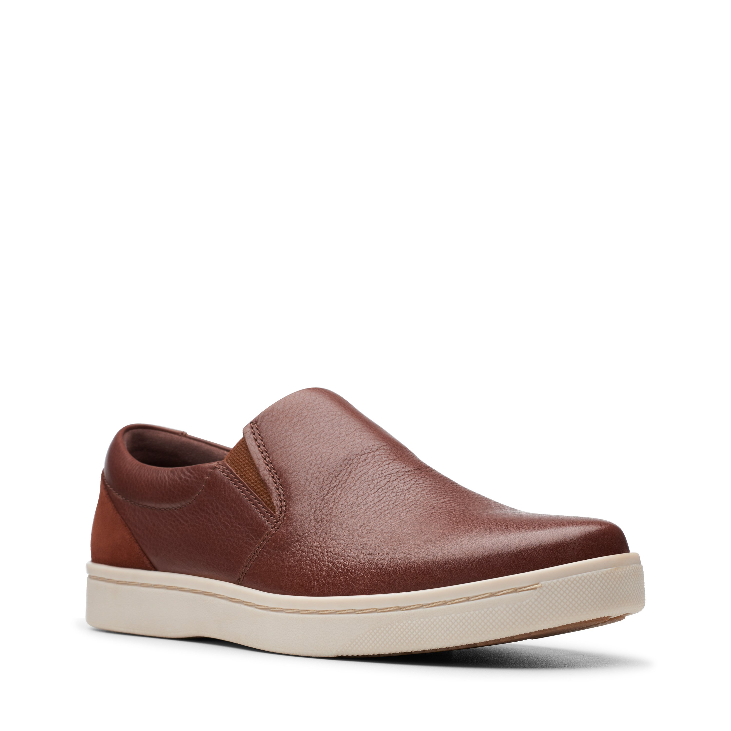 Clarks Kitna Free 26144886 Mahogany Leather
