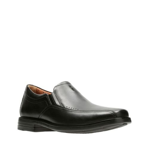 Clarks Unsheridan Go 26128694 Black Leather