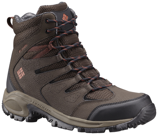 Columbia Men Gunnison OmniHeat 1728591231 Dark Brown
