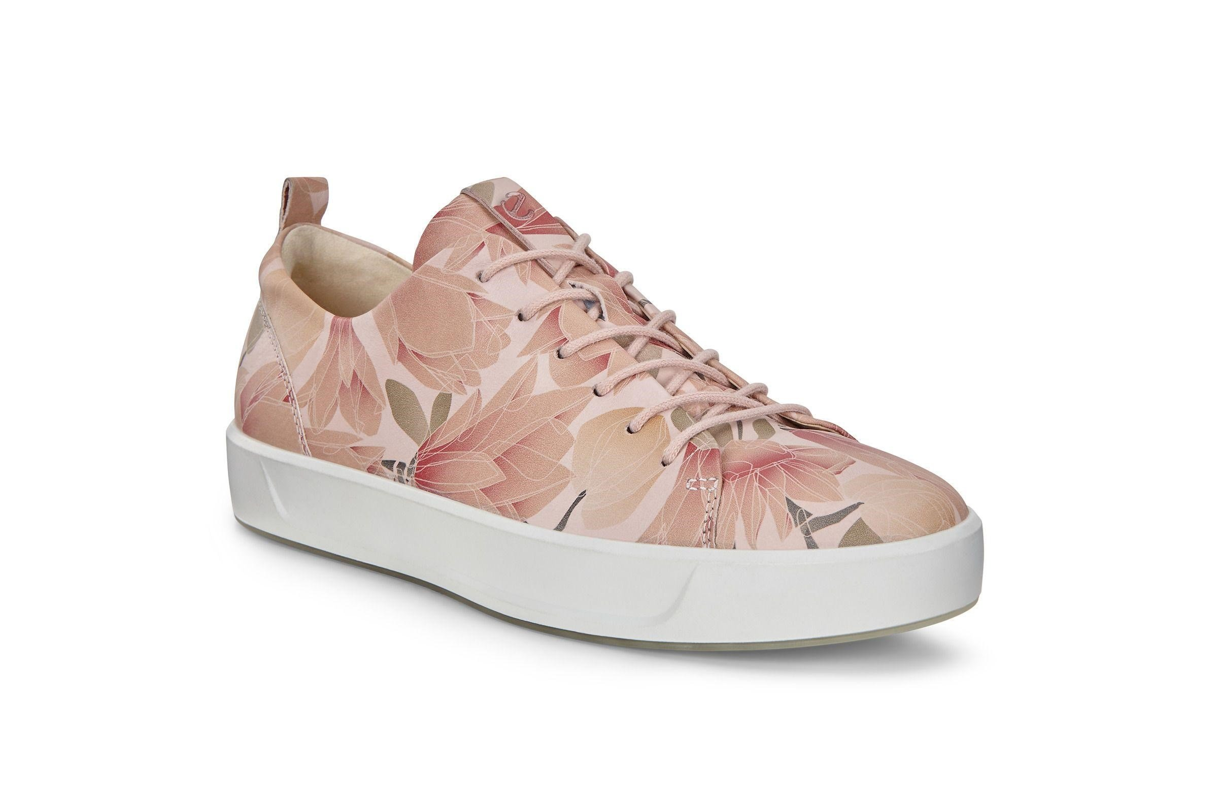Ecco 440793-01118 Soft 8 Rose Dust
