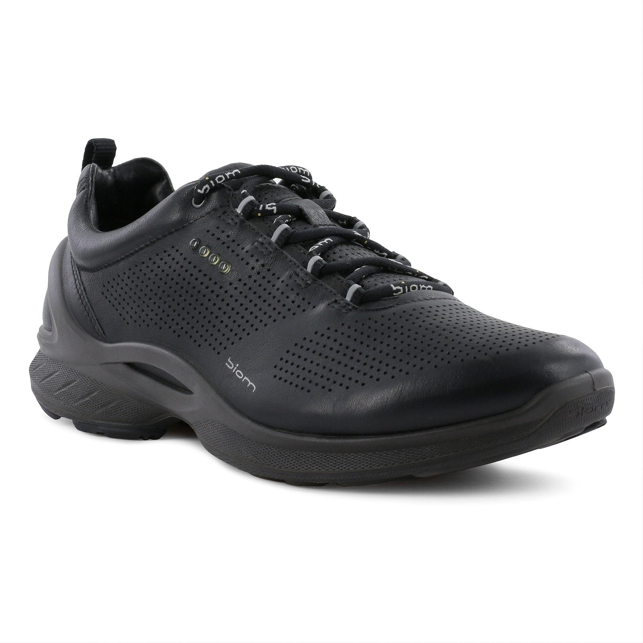Ecco BIOM FJUEL 837513-01001BLACK ULTIMAE RUNNERS YAK