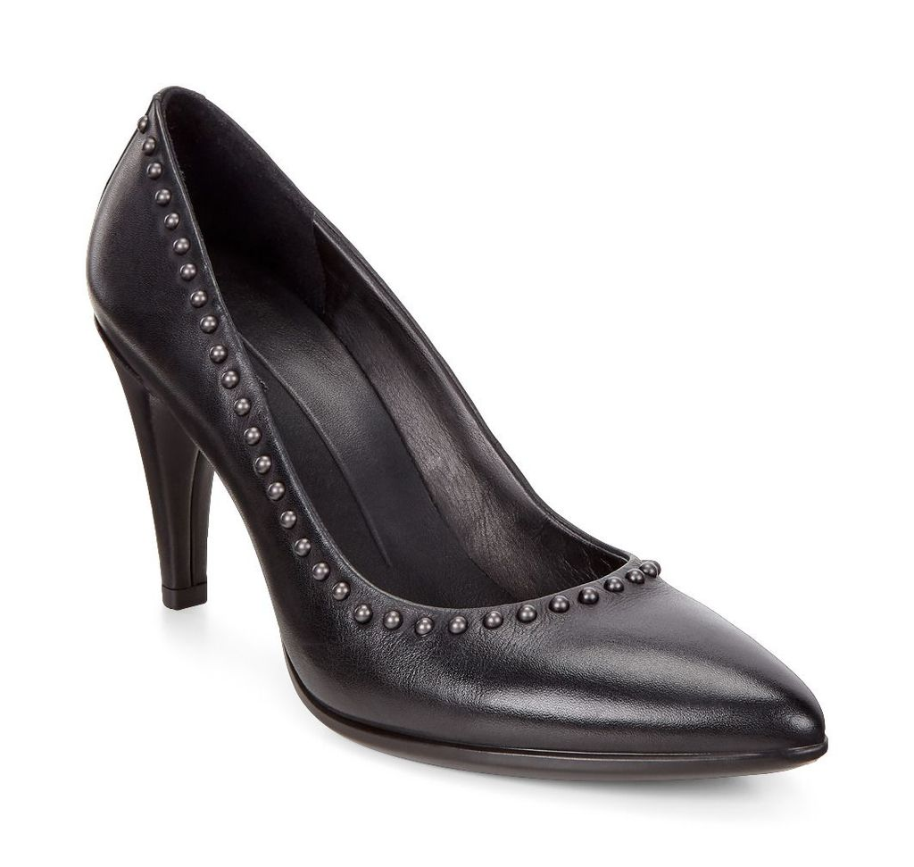 f28615a771c Ecco Shape 75 Rivet Pump 26961301001Black size37 39. Ecco Shape M 35  27300301001 Black ...