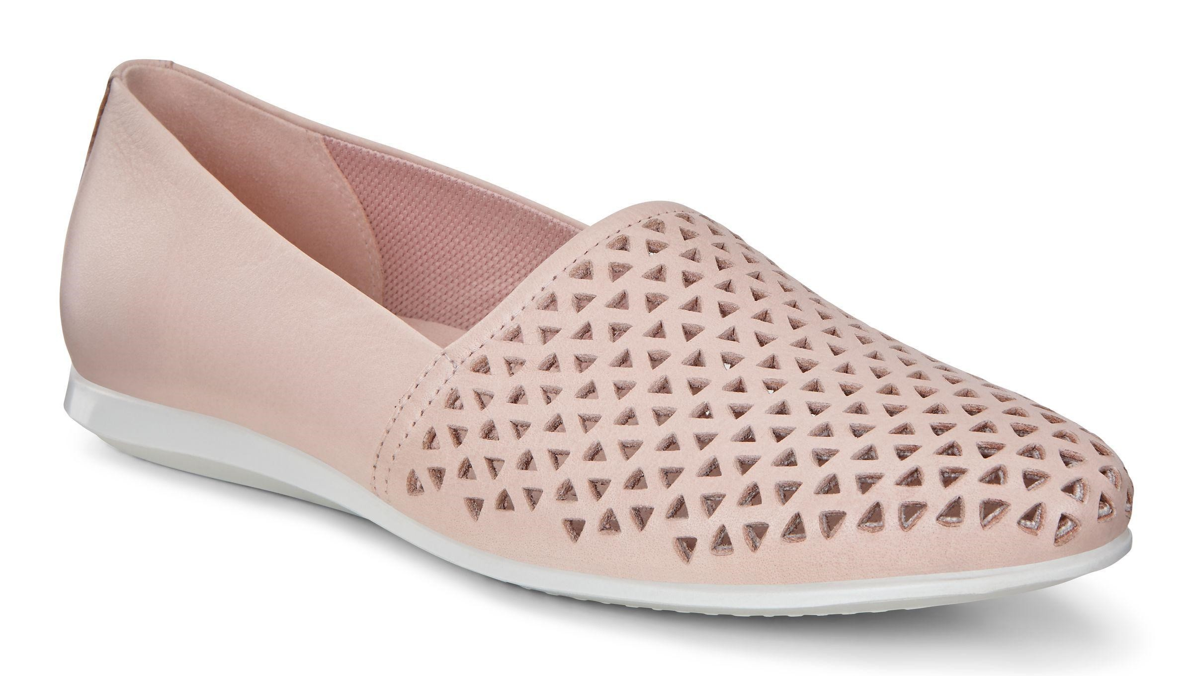 8254e3aa4557e Ecco TOUCH BALLERINA 20 ROSE DUST OVID 271693-01118 Rose Dust