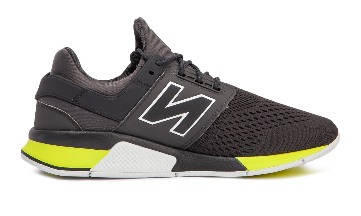 New Balance 247 MS247TG Tritium Grey