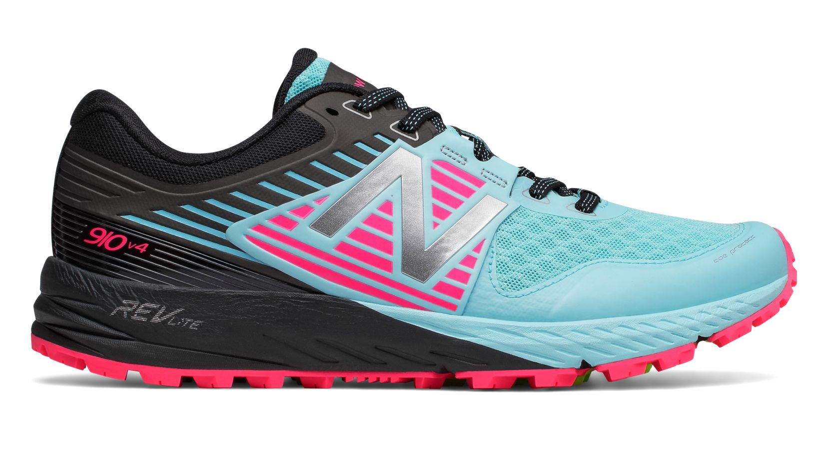 NewBalance 910v4 Trail WT910BB4 SEA SPRAYALPHA PINK size 6.5-7.5
