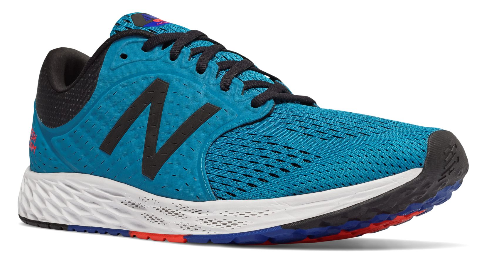 NewBalance Fresh Foam Zante V4 MZANTBY4 Maldives Blue with black size 8.5-10