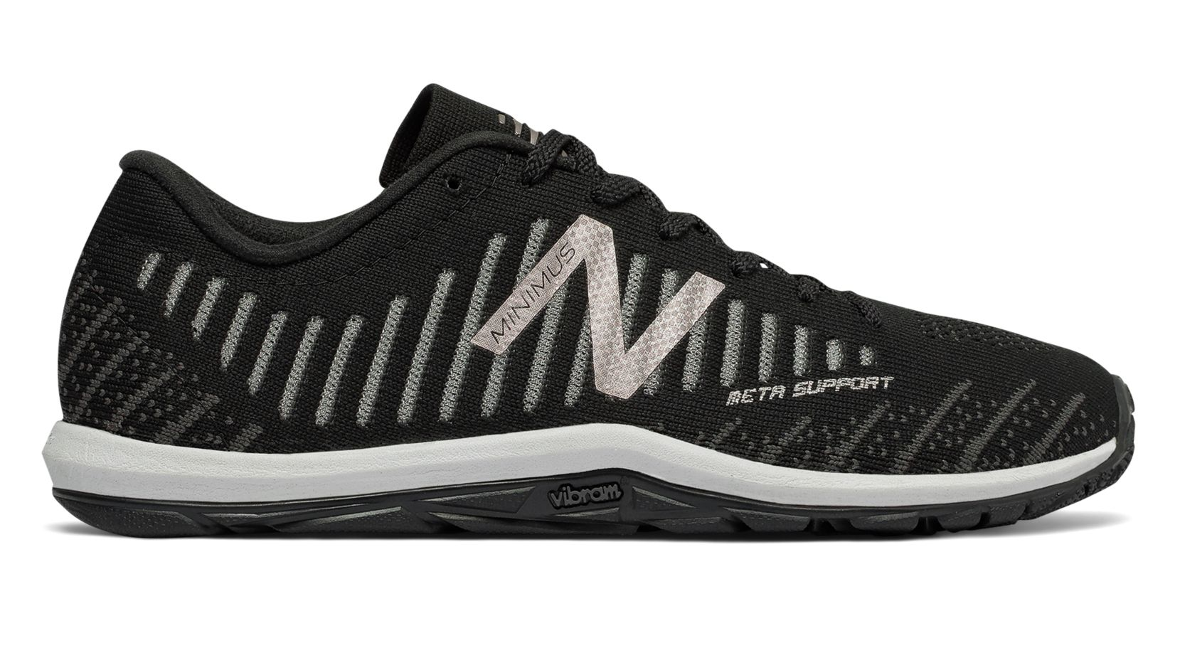 NewBalance Minimus 20v7 Trainer WX20BP7 Black size7&7.5