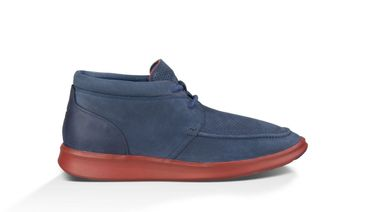 UGG HULMAN PERF 1012937 Blue Red size 8.5